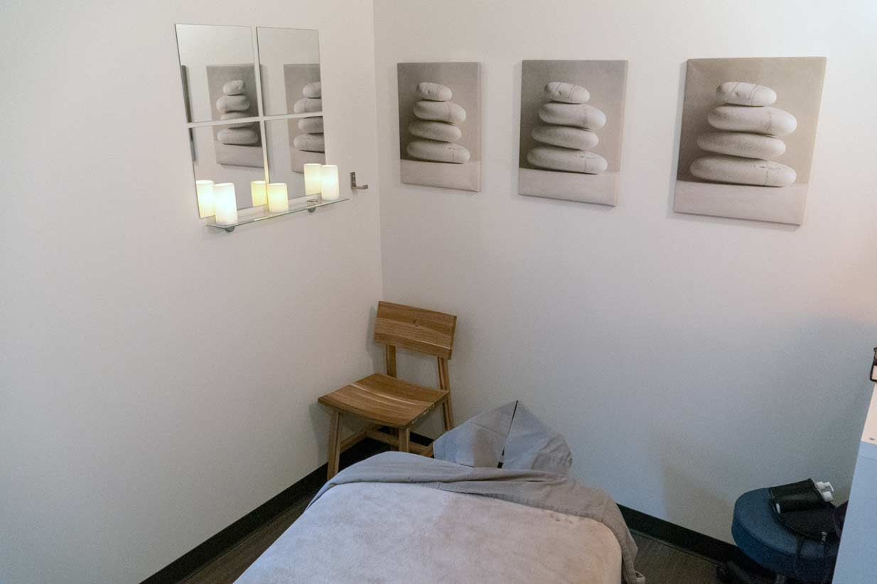 Northern Hills Chiropractic | Massage Therapy Room