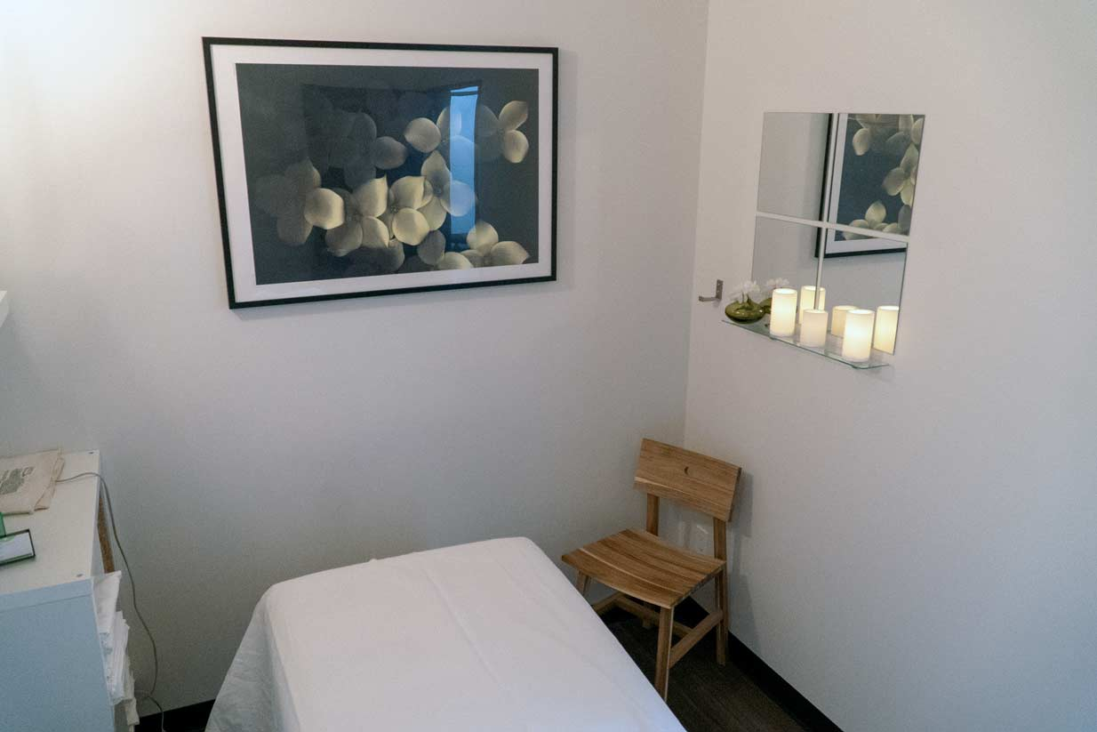 Northern Hills Chiropractic | Therapy Treatment Room