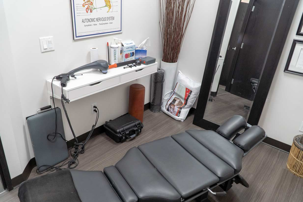 Northern Hills Chiropractic | Chiro Treatment Room