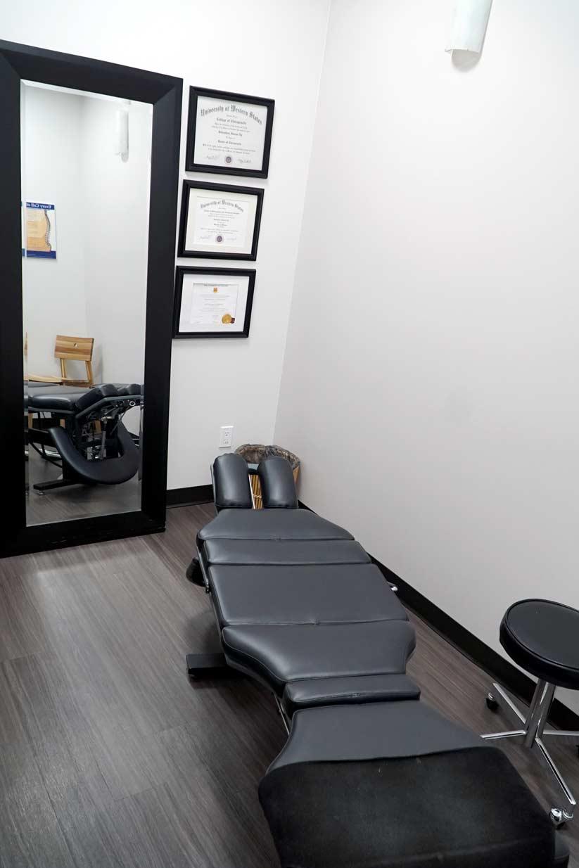 Northern Hills Chiropractic | Chiropractic Treatment Room