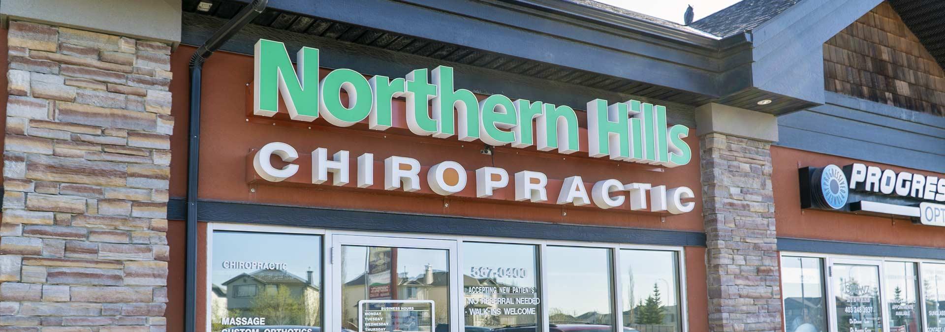 Northern Hills Chiropractic | Exterior