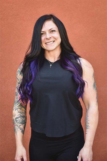 Alesha Salsbury   RMT   North Calgary Chiropractor